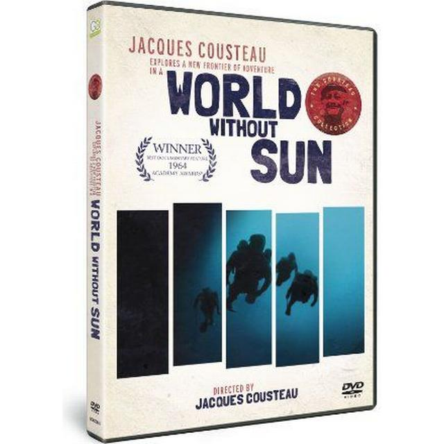 Jacques Cousteau - World Without Sun [DVD]